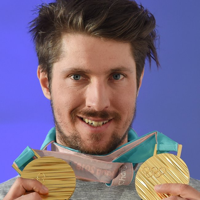 Marcel Hirscher from Annaberg