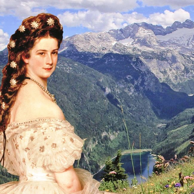 Hike in the footsteps of Empress Sisi